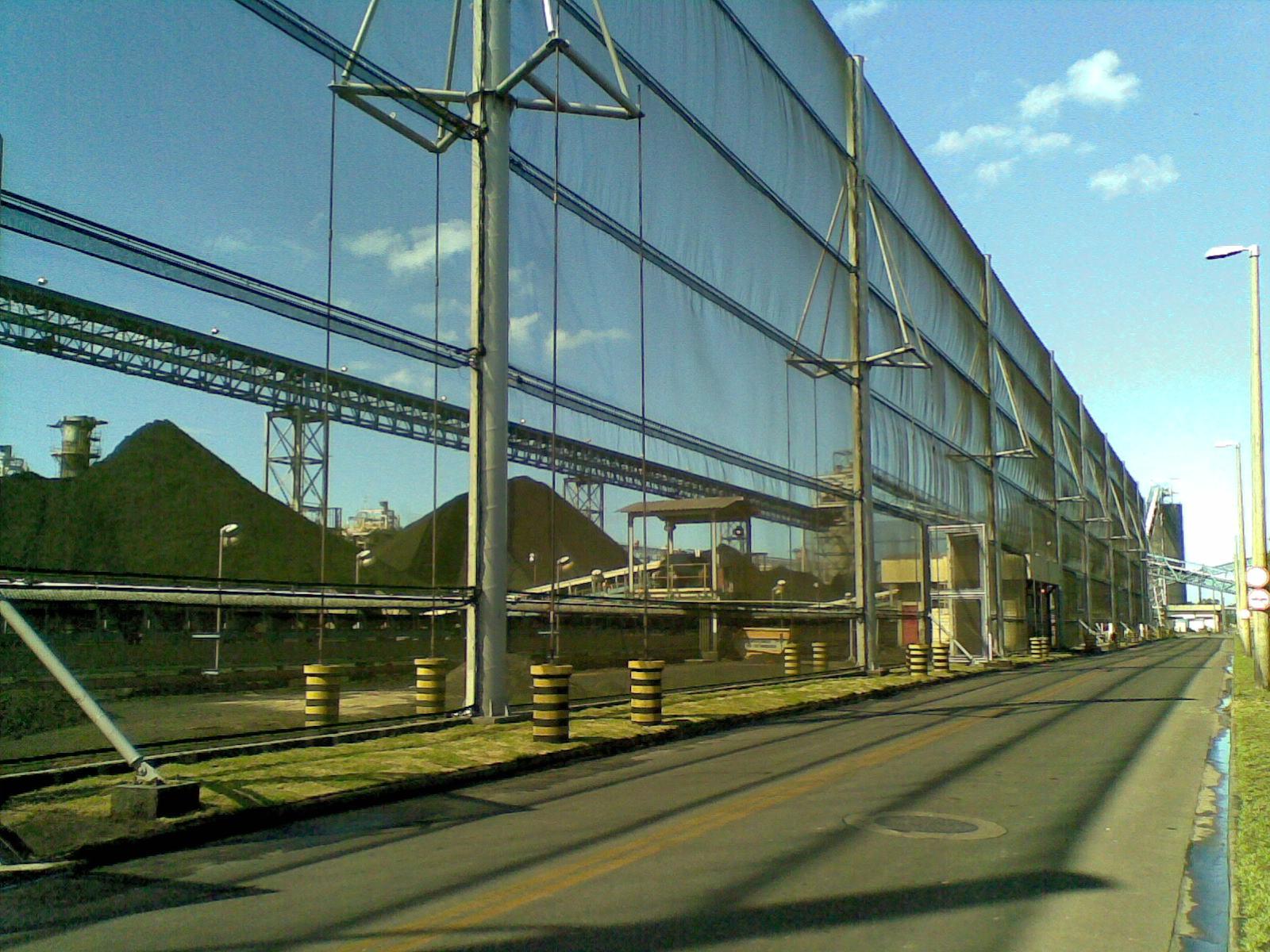 Wind Fence como solução industrial